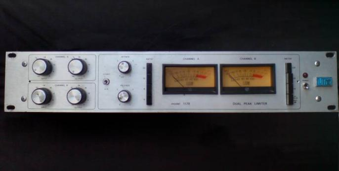 Feeler (FS in EU) Urei 1178 Compressor/Limiter